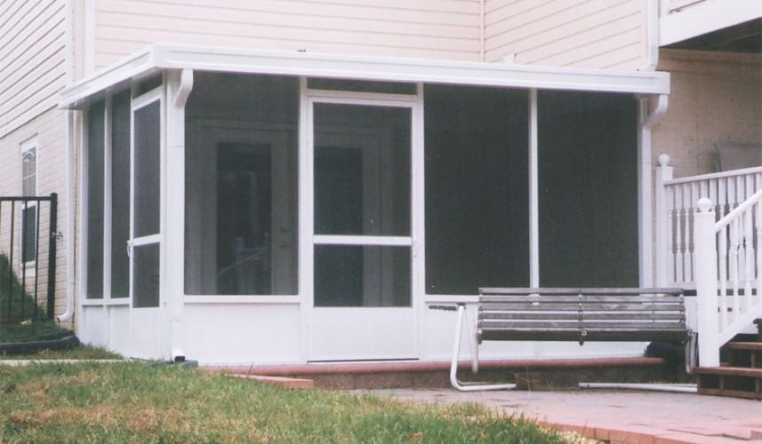 Aluminum Screen Enclosures : Screen enclosures and screened in porches estevez