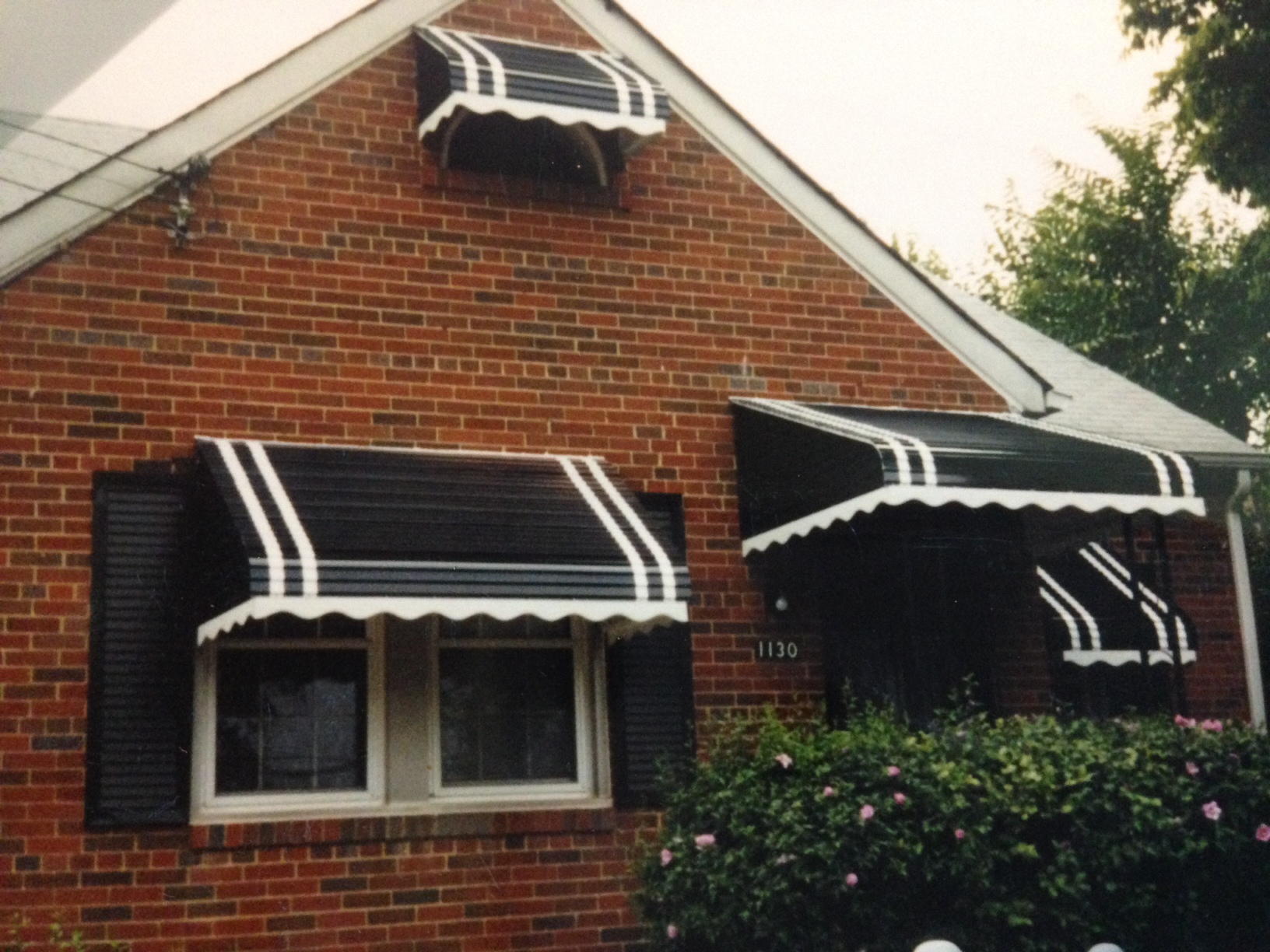 Metal Window Awnings : Aluminum awnings estevez